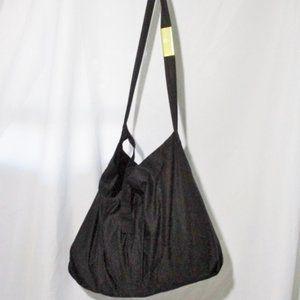 ANTONIOLI  ITALY hobo shoulder sling purse X-body